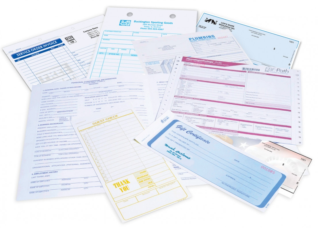 Business Checks Forms Support4business